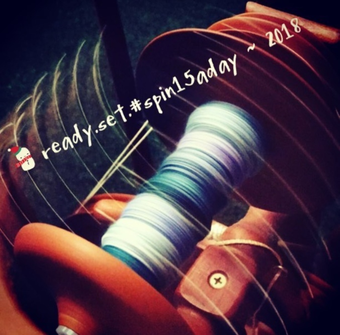 Spin 15 a day 2